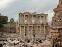 Ephesis Turkey Ruins