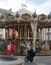 Orleans Carousel - cls