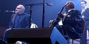 Salgado and BB at Blues Awards
