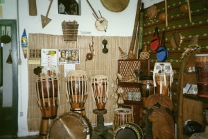 Pelo drum shop