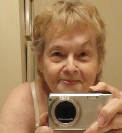 smile tight selfie