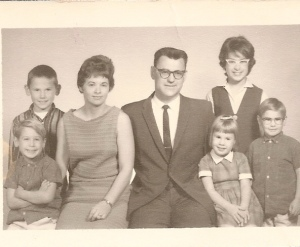Zavodsky family -1965